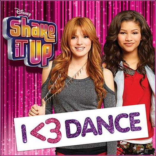 Et dans Shake It Up ?