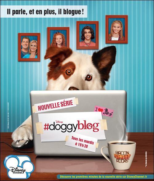 Que fait Stan dans Doggyblog le générique ?