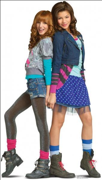 Qui sort avec Deuce dans «Shake It Up» ?
