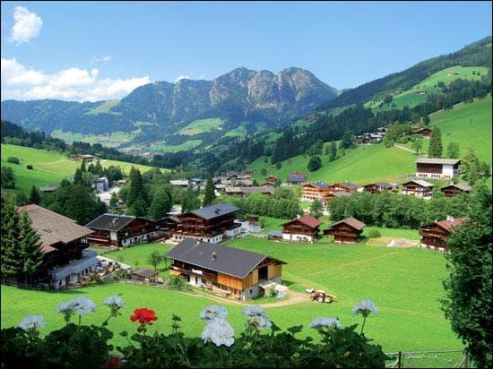 Dans quel pays est situé la région du Tyrol ?