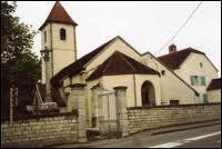 Frotey-lès-Vesoul, commune du 70, se situe en région ...