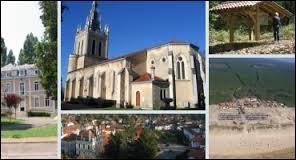 Voici différentes vues de la commune aquitaine de Lit-et-Mixe. Elle se situe dans le département ...