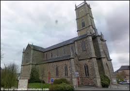 Je vous présente l'église Saint-Éloi, à Montauban-de-Bretagne. Cette commune bretonne se situe dans le département ...