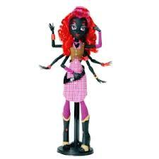 Monster High - Spécial Venus et Wydowna