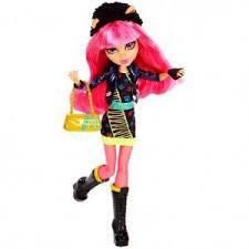 Monster High : spécial Clawdia et Howleen Wolf