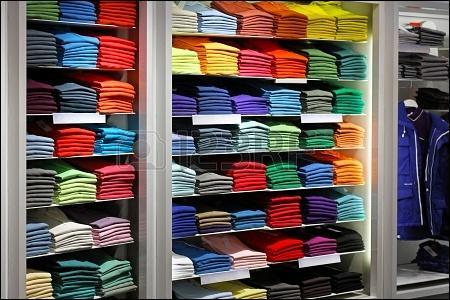 J'ai enfin trouvé dans cette boutique un grand choix de chemises ... et de chemises ... . Exactement ce que je cherchais.