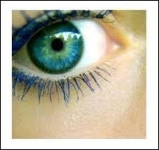 Pour un maquillage du soir les couleurs foncées ou métalliques sauront faire ressortir la clarté des yeux ... .