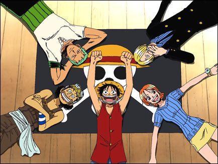 Dans quel ordre Luffy affronte-t-il les ennemis d'East Blue ?