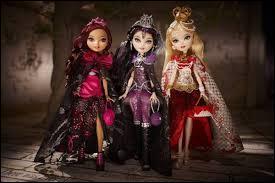 Ces poupées :