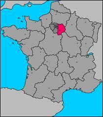 Le département en rose est la Seine-et-Marne. Que savez-vous sur ce département ?