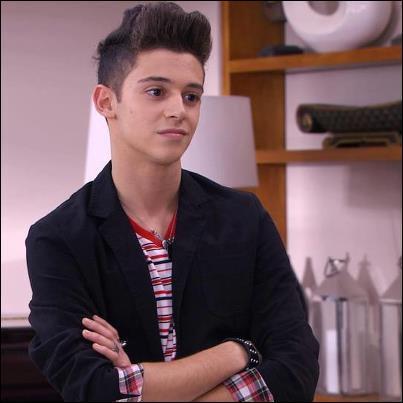 On va revoir Federico sur l'écran, mais au studio une fille va tomber amoureuse de lui. De quelle fille s'agit-il ?