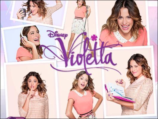 Avant de se séparer, quel cadeau Violetta donnait-elle à Diego ?