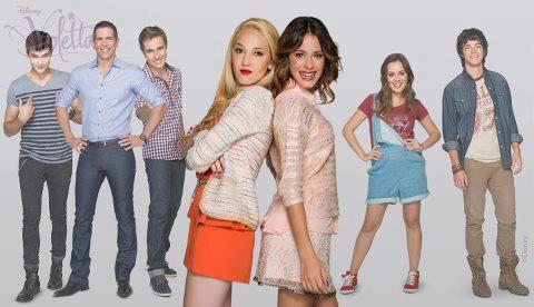 Violetta : saison 2 (partie 2)