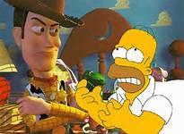 Les films avec les Simpson