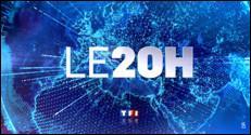 Par qui est présenté le journal de TF1 du week-end ?