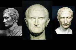 Comment s'appelait l'association d'hommes politiques ambitieux que César a formée avec 2 autres sénateurs en l'an -60 ?
