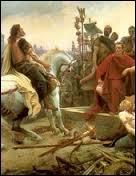 De quelle campagne militaire (de -58 à -50) César revint-il auréolé de gloire ?