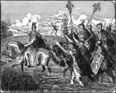 Quel fleuve Jules César traversa-t-il avec ses légions en 49 av. J. -C. en direction de Rome, barrière symbolique entre les territoires qu'il gouvernait en qualité de proconsul et la République romaine ?