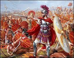 Dans la lutte à l'accession au pouvoir, Jules César remporta une victoire décisive contre son dernier rival en -48. De quelle bataille s'agissait-il ?