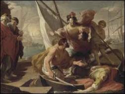 Ce dernier, en fuite, demanda refuge à l'Egypte. Quel pharaon ordonna sa mort par décapitation afin d'obtenir les bonnes grâces de César ?