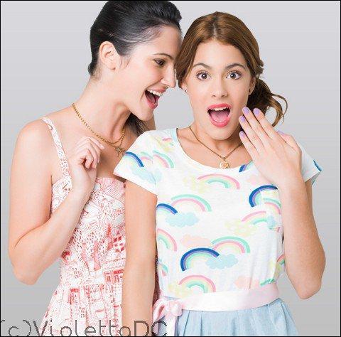 Et dans quel épisode Violetta avoue-t-elle à Francesca qu'elle est folle amoureuse de León ?