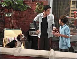 De quelle race magique le chien de Alex, Max et Justin était-il ?