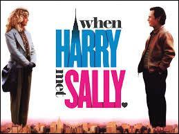 Qui sont les acteurs principaux de la comédie romantique  Quand Harry rencontre Sally  sortie en 1989 ?