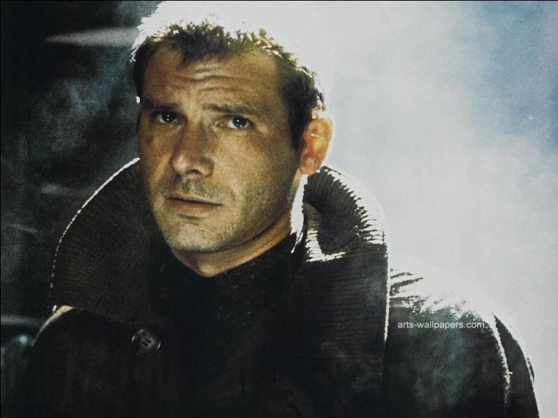 Dans quel célèbre film de science-fiction apparaît ce personnage joué par l'acteur Harrison Ford ?