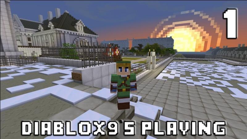 Pourquoi Diablox9 n'aimait-il pas  Minecraft  au début ?