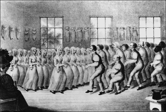 Qu'a inventé Tabbitha Babbith en 1813 ?