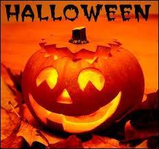 L'automne, c'est aussi la période d'Halloween, avec ses  citrouilles .