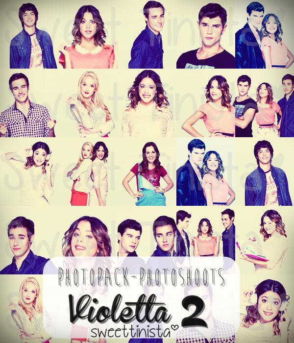Violetta saison 1-2 : Qui suis-je ?
