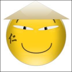 Je le vois bien, vous  riez jaune .
