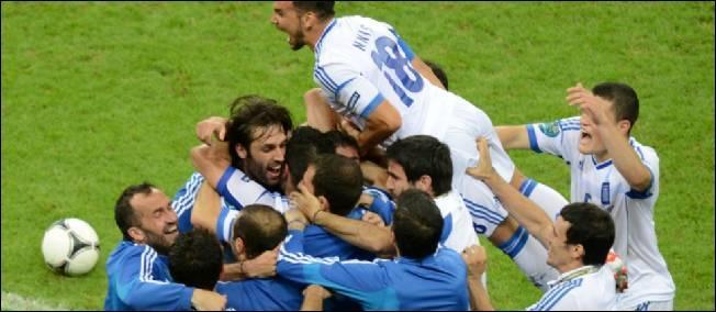 Le sélectionneur de la Grèce n'est pas Grec :