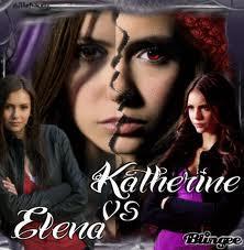 Katherine Pierce ou Elena Gilbert
