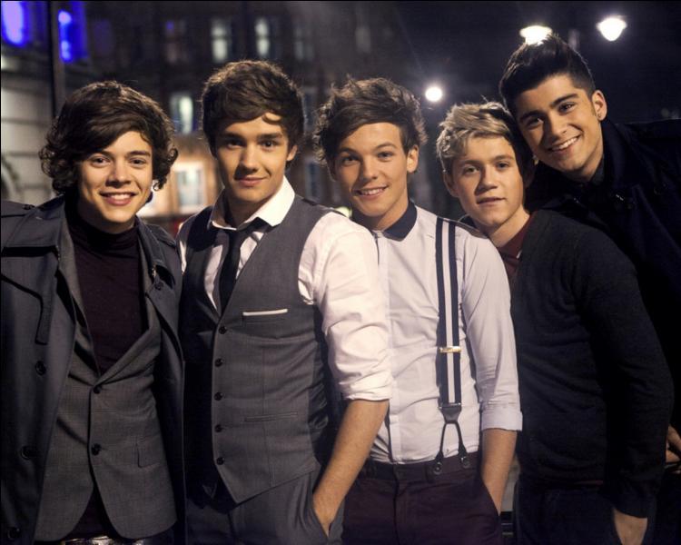 Comment s'intitule le film des One Direction ?