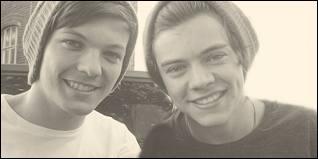 Louis et Harry n'arrêtent pas de...