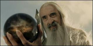 Comment Sauron est-il représenté ?