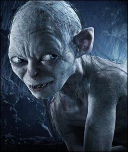 Avant que Gollum trouve l'Anneau, comment s'appelait-il ?
