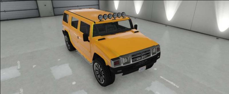 Quel est le nom de ce véhicule ?