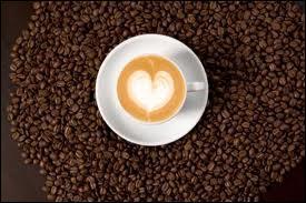 Café sans caféine.