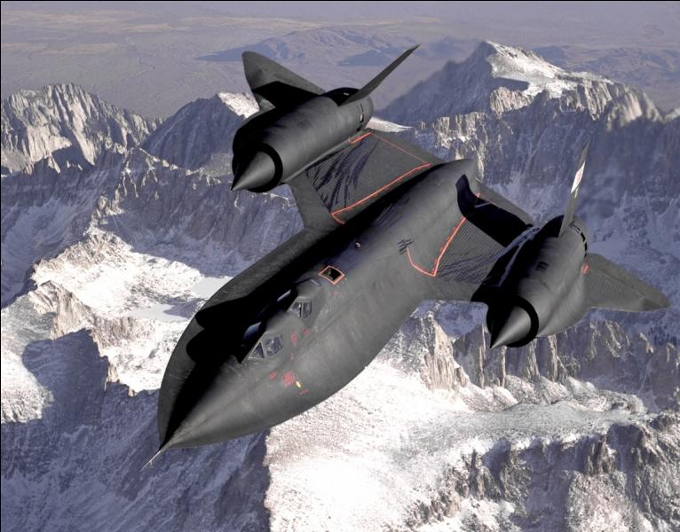 Comment s'appelle cet avion ?