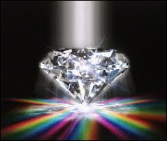 Le diamant est :