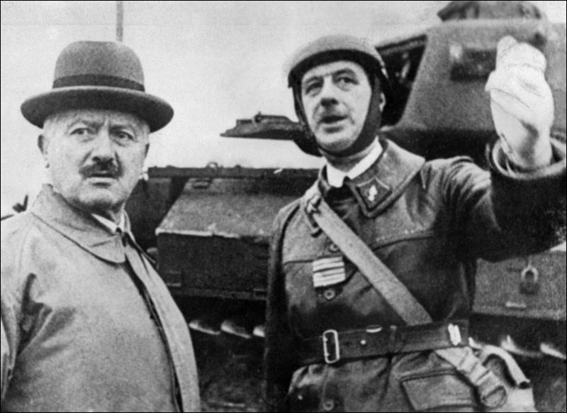 Il a été le président de la République pendant la 2e Guerre mondiale et le dernier président de la IIIe République. Il fut viré par Pétain et le gouvernement de Vichy. Il n'a pas pu finir son mandat à la fin de la guerre. Qui est-il ?