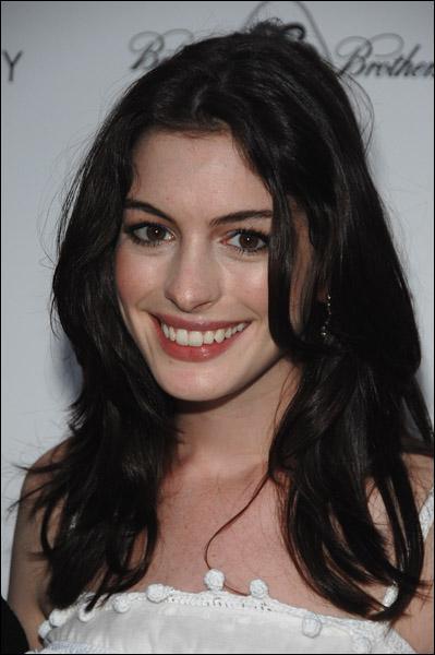 Dans quel film Anne Hathaway n' a-t-elle pas joué ?