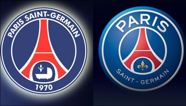 Quel est le nouveau logo du PSG ?