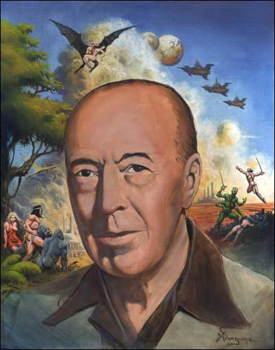De quel célèbre personnage de fiction Edgar Rice Burroughs est - il le créateur ?