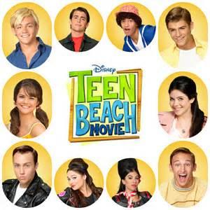 Teen Beach Movie : les personnages