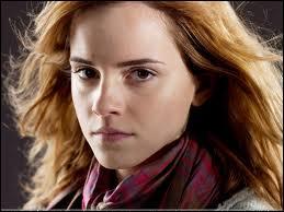 Passons à sa meilleure amie... Hermione ! En quelle année réduit-elle la taille de ses dents ?