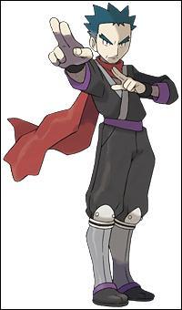 Comment s'appelle ce champion Pokemon de Kanto ?